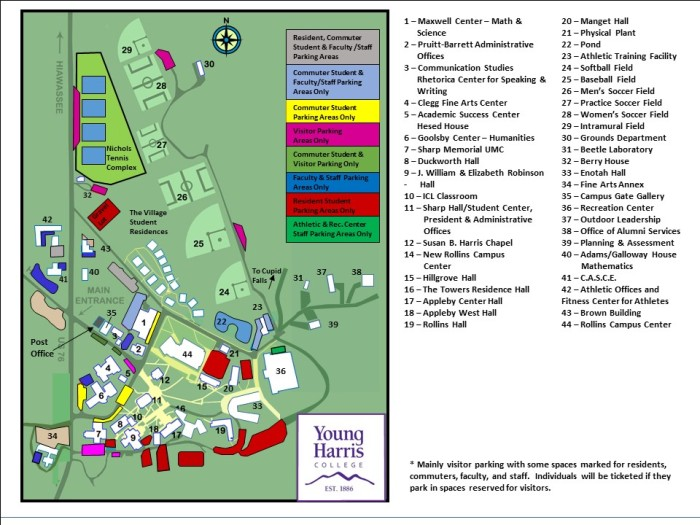 Campus Map Fall 2016_1